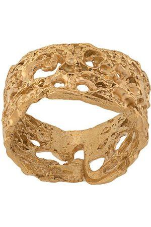 Lee Piloso textured ring