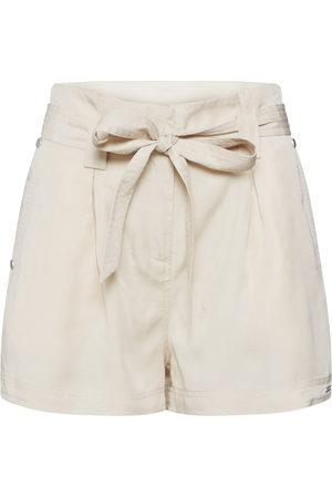 Superdry Dames Shorts - Bandplooibroek 'DESERT PAPER BAG SHORTS