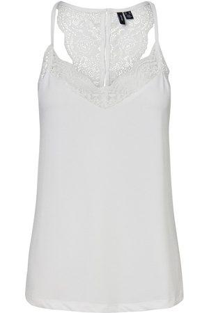 Vero Moda Lace Top Dames White