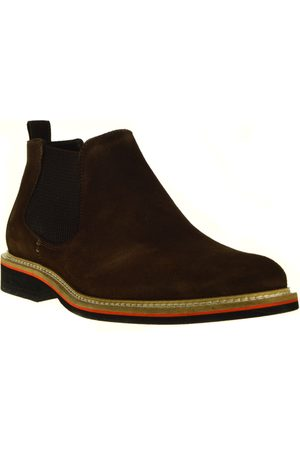 Conhpol Chelsea boots suede