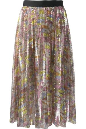 Emilio Pucci Sequin pleated skirt