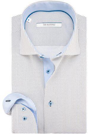 The Blueprint Heren Overhemden - Trendy overhemd met lange mouwen