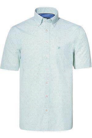 Campbell Heren Overhemden - Casual overhemd met korte mouwen