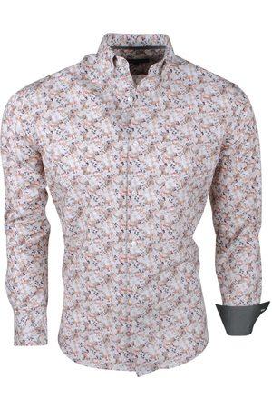 Brentford and Son Jan paulsen heren design overhemd regular fit
