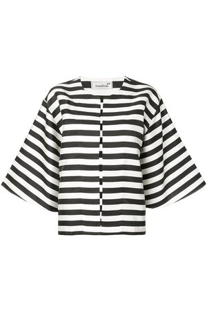Bambah Arayas striped jacket