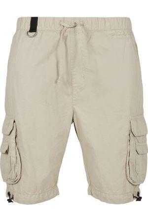 Urban classics Heren Shorts - Cargobroek 'Double Pocket Cargo Shorts
