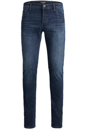 Jack & Jones Glenn Original Am 812 Slim Fit Jeans Heren Blauw