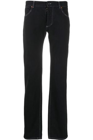 Maison Martin Margiela 2000s straight-leg jeans
