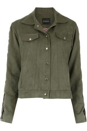 Olympiah Nápoles jacket