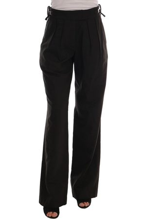 ERMANNO SCERVINO Wool Flared Pants
