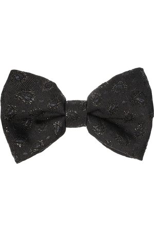 Etro Patterned bow tie