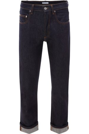 J.W.Anderson TURN UP SLIM FIT JEANS