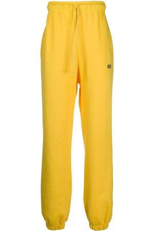 424 FAIRFAX Elasticated track trousers