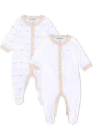 Emporio Armani Button up pyjamas set of two