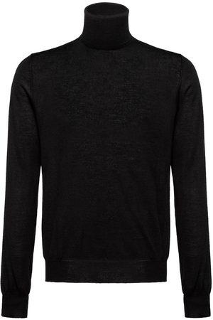 Prada Cashmere turtleneck jumper