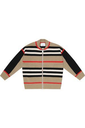 Burberry Wool-blend cardigan