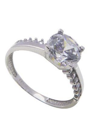 Christian Dames Ringen - Fantasie ring met zirconia