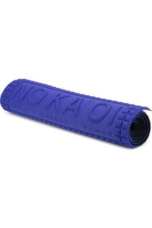 NO KA' OI Dames Sportuitrusting - Debossed-logo square yoga mat