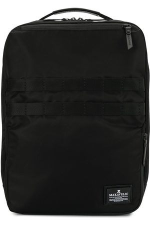 Makavelic Logo-patch Wisdom backpack