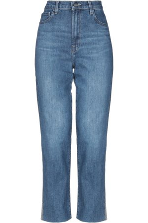 J Brand Dames Broeken - DENIM - Denim trousers