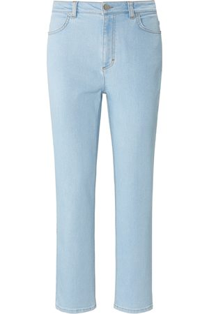 DAY.LIKE Enkellange Slim Fit-jeans in 4-pocketsmodel Van denim