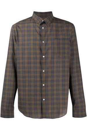 Kenzo Check print shirt
