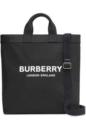 Burberry Logo tote bag
