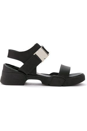 Uma Raquel Davidowicz Leather Veneto sandals