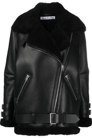 Acne Studios Oversized aviator coat