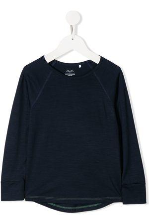 KNOT Merino wool fine knit T-shirt