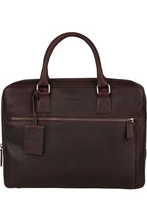 Burkely Laptop schoudertas Antique Avery Laptopbag 13.3 Inch