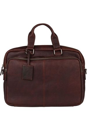 Burkely Laptop schoudertas Antique Avery Workbag 15.6 Inch