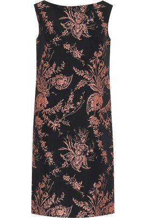 DRIES VAN NOTEN Embroidered midi dress
