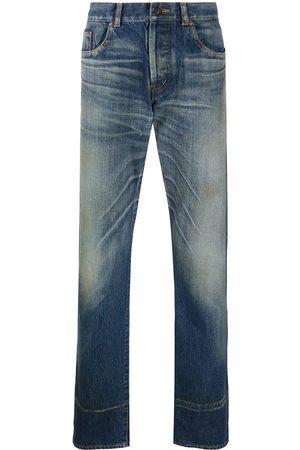 Saint Laurent Straight cut jeans