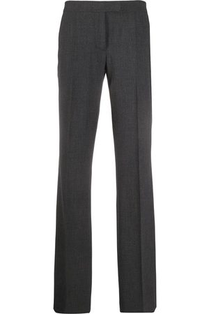 Gianfranco Ferré 2000s straight-fit tailored trousers