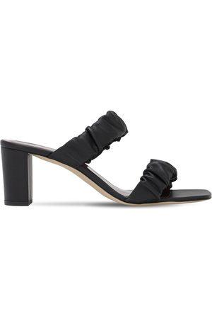 Staud 60mm Leather Sandals