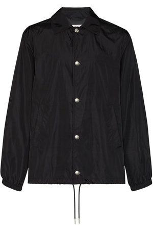 Givenchy Logo print windbreaker jacket