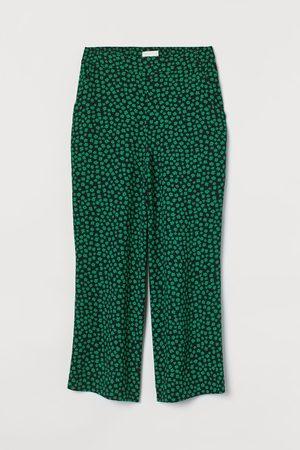 H&M Cropped broek