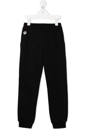 Philipp Plein Teddy bear-print sweatpants
