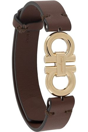Salvatore Ferragamo Double-sided Gancini bracelet