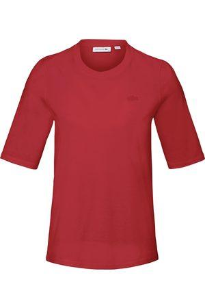 Lacoste Shirt van 100% katoen ronde hals