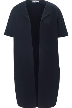 Peter Hahn Coat-cardigan ronde hals