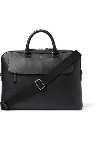 Dunhill Heren Laptotassen - Belgrave Full-Grain Leather Briefcase