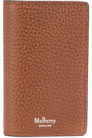 MULBERRY Pebbled card case