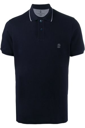 Brunello Cucinelli Short sleeve polo shirt