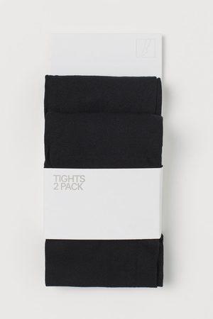H&M Set van 2 dunne kousenbroeken