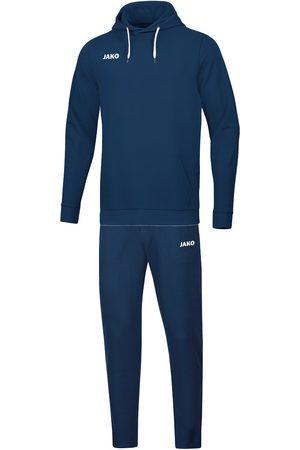 Jako Joggingpak base sweater met kap m9465-09