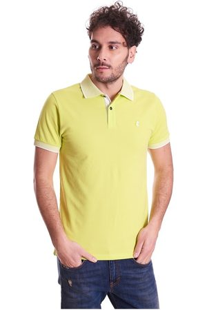 save the duck Slim FIT Polo With Contrasts