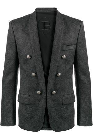 Balmain Decorative button blazer