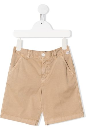 Il gufo Fitted chino shorts